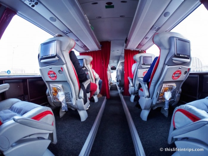 Lux Express Review