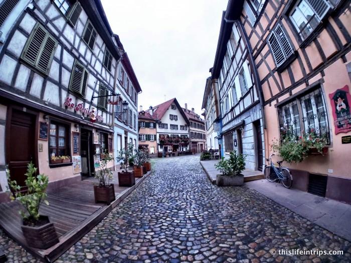 visiting Strasbourg