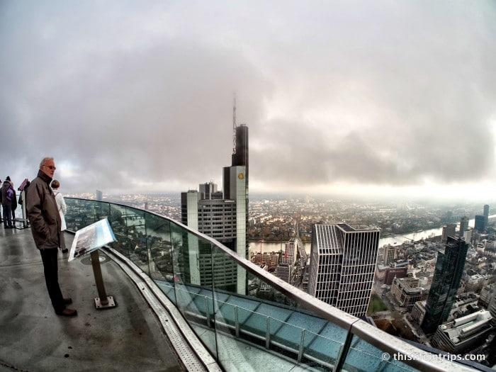 Fun in Frankfurt