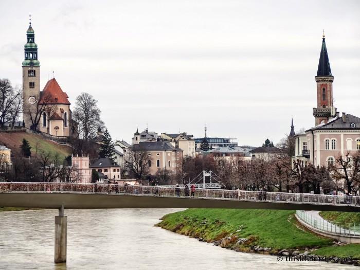 Seeing Salzburg