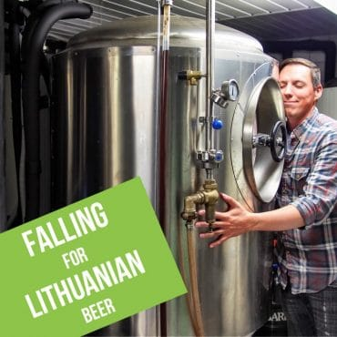 Understanding Lithuanian Beer Culture with Vilnius in Love 1