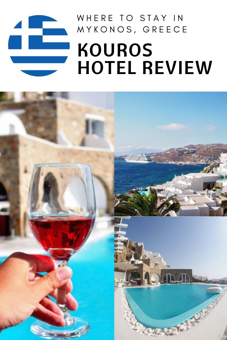 Kouros Hotel Review - Where to Stay in Mykonos