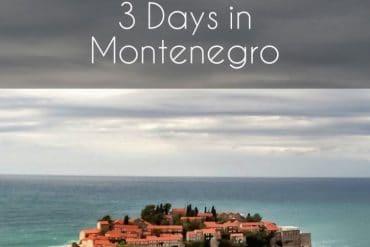 3 Days in Montenegro 10