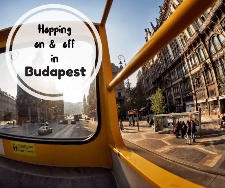 A Day Hopping on and off in Budapest 4