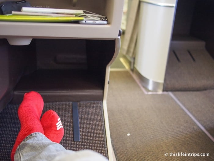 Swiss Air Business Class Review
