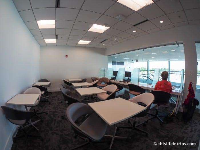 Miami Avianca Lounge