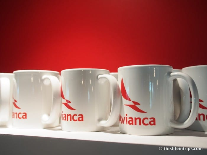 Miami Avianca Lounge