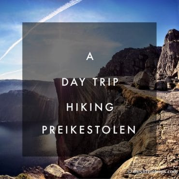 A Bucket List Day Trip Hiking Preikestolen 7