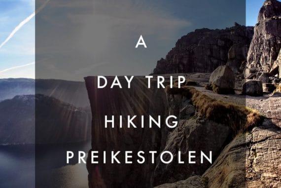 A Bucket List Day Trip Hiking Preikestolen 7