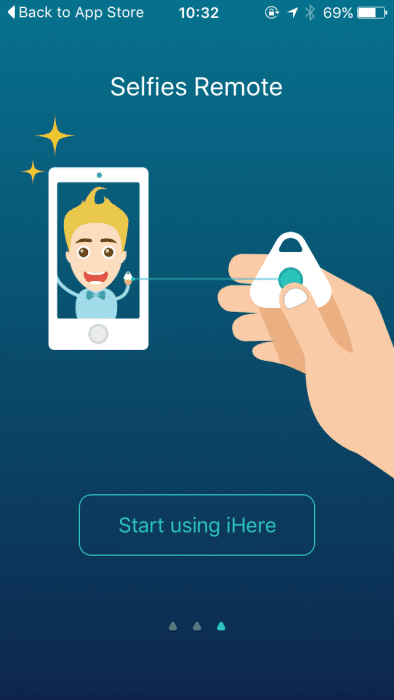 iHere Review