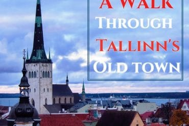 A Walk Through Tallinn's Old Town – One of Europe's Best 8