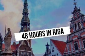 48 Hours in Riga - Rediscovering Latvia's Cool Capital 4