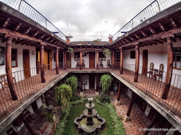 Where to stay in Antigua, Guatemala - Candelaria Hotel Review