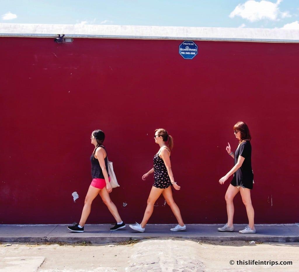 A photo walk through Antigua