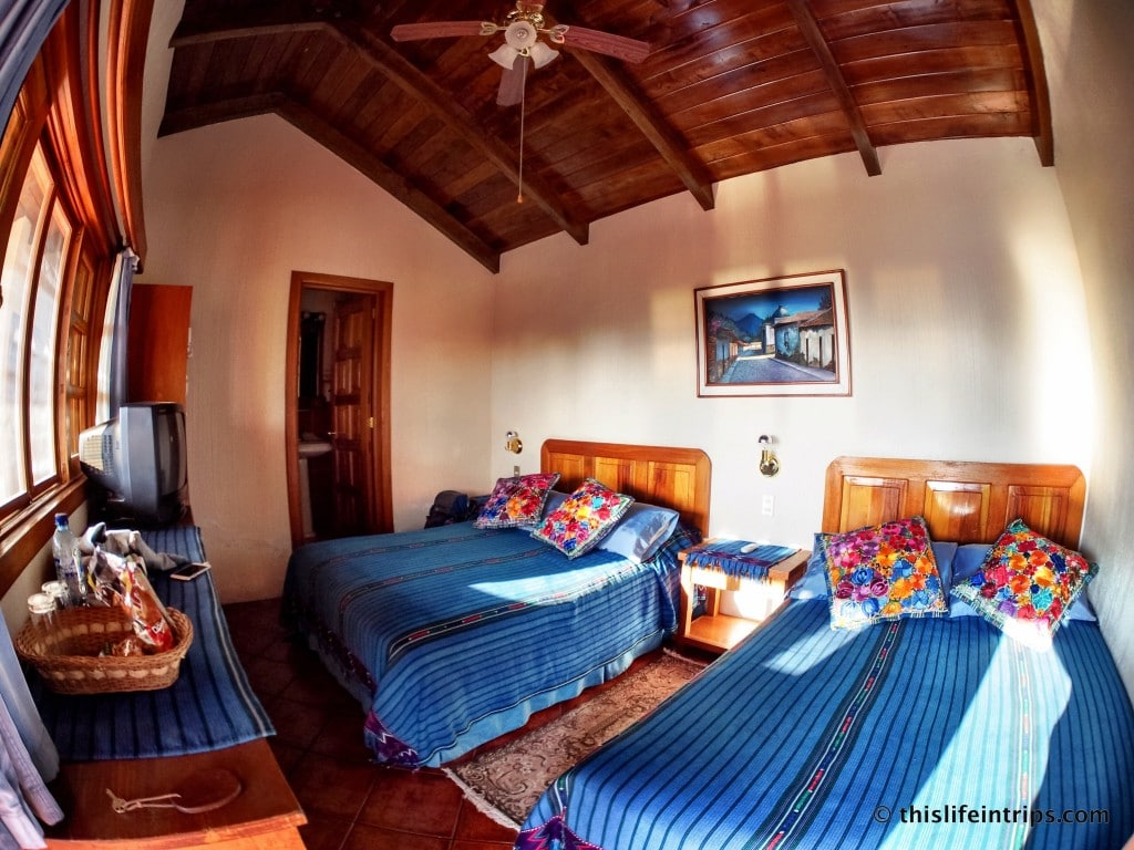 Where to Stay in Lake Atitlan, Panajachel Guatamala