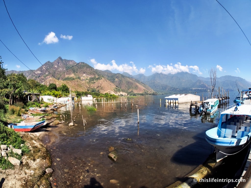 Towns of Lake Atitlán