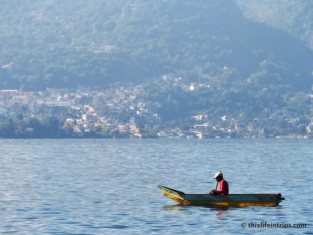 Towns of Lake Atitlán