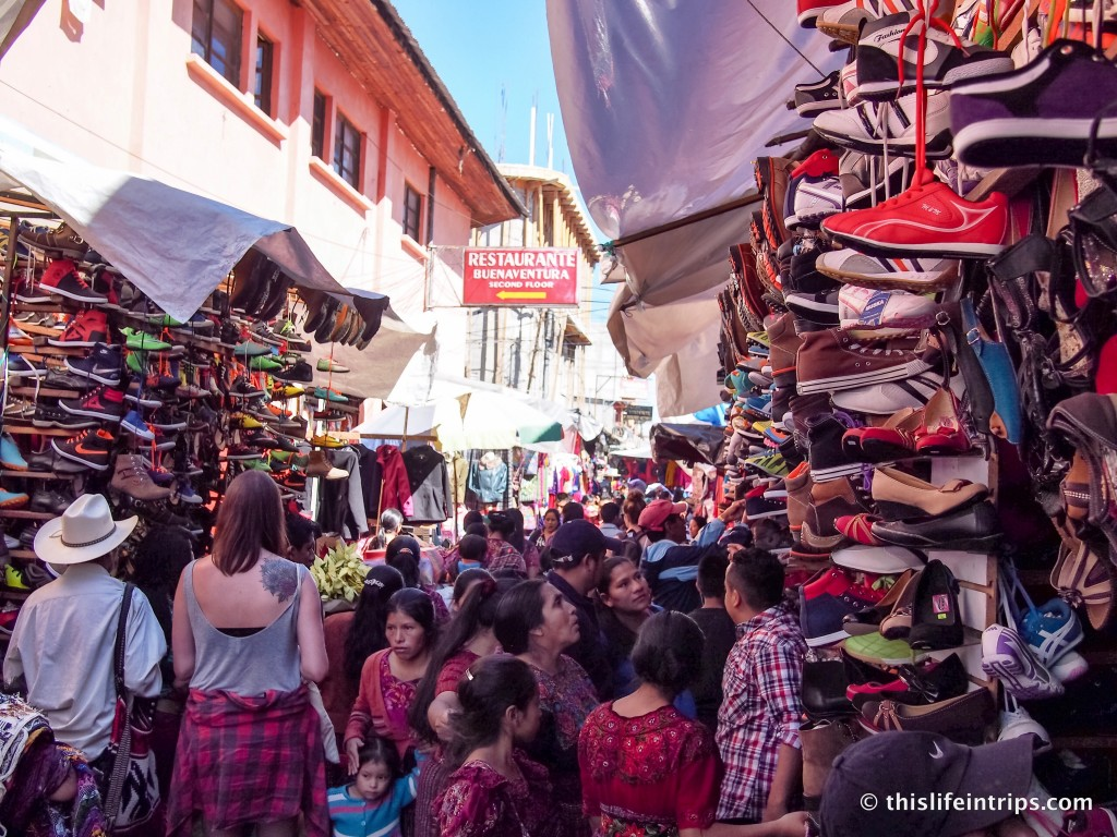 A Day Trip to Chichicastenango