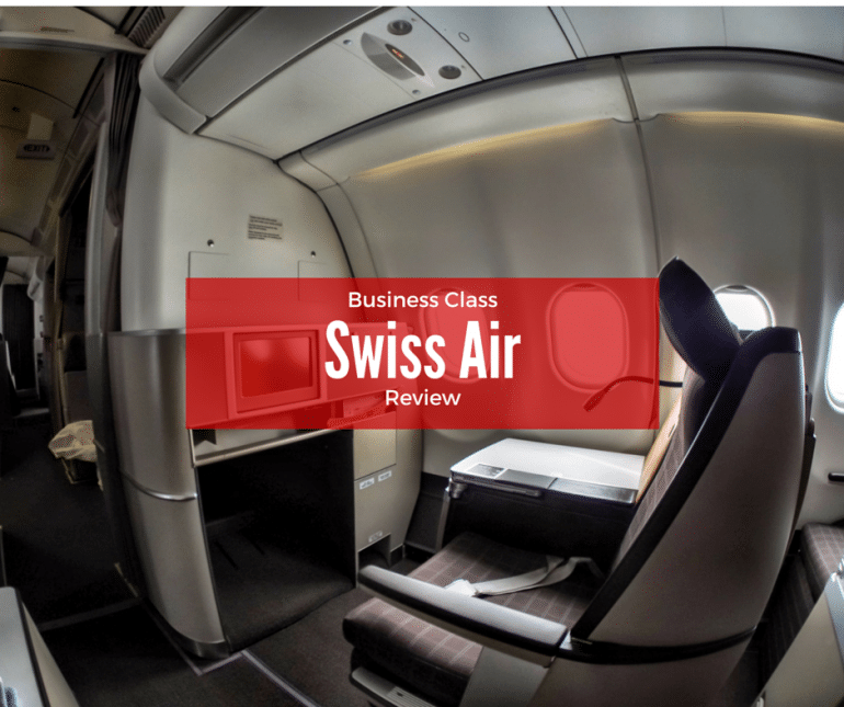 With The Second Half Of My 9 Business Cl Flights For 325 Came A Posh Return Flight Across Pond This Time It S Swiss Air Review