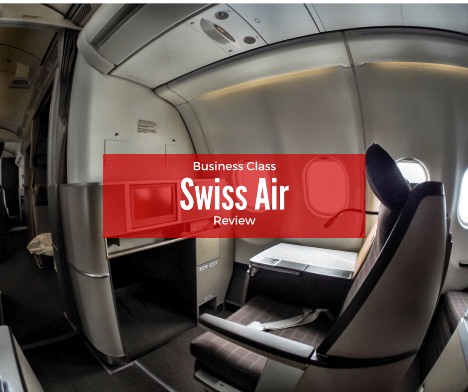 Africa Business Class: Swiss Air Business Class Review