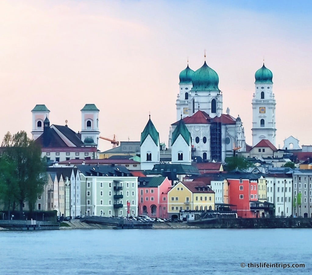 Visiting Passau
