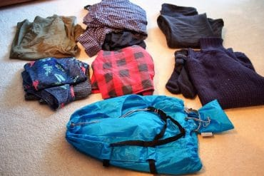 10 Tips For Travelling With One Backpack