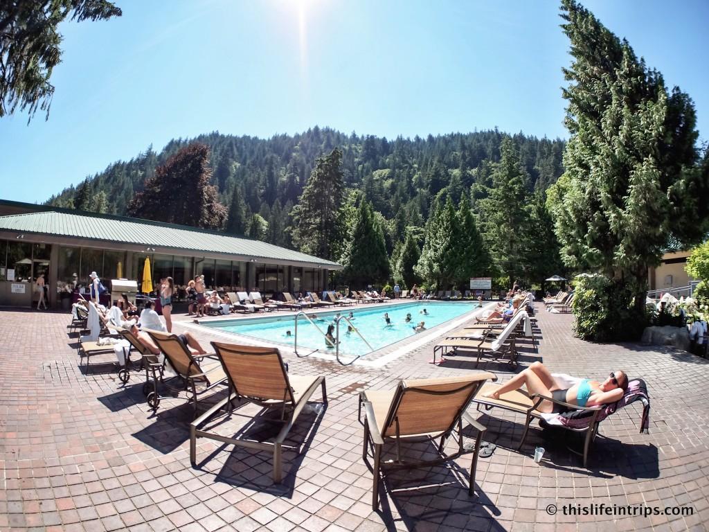 Adventures in Harrison Hot Springs
