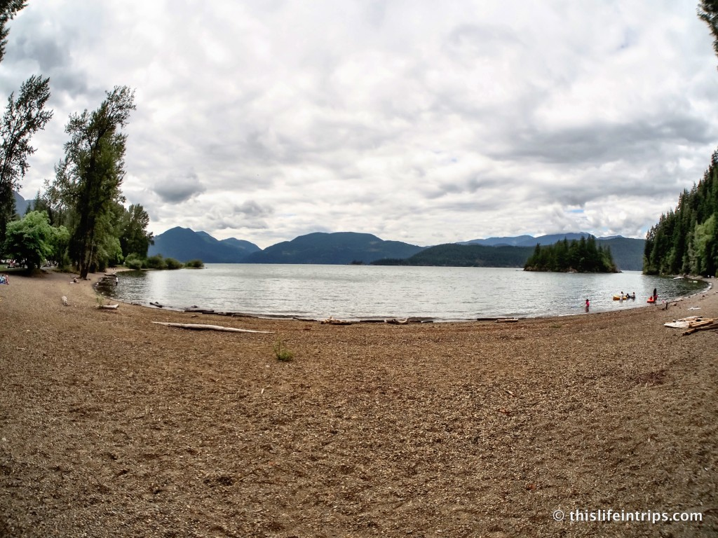 Adventures in Harrison Hot Springs