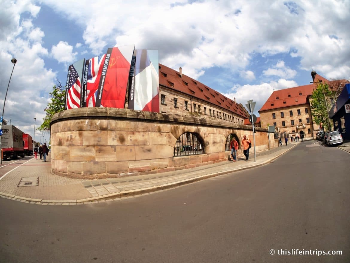 Touring Nuremberg's Nazi Past