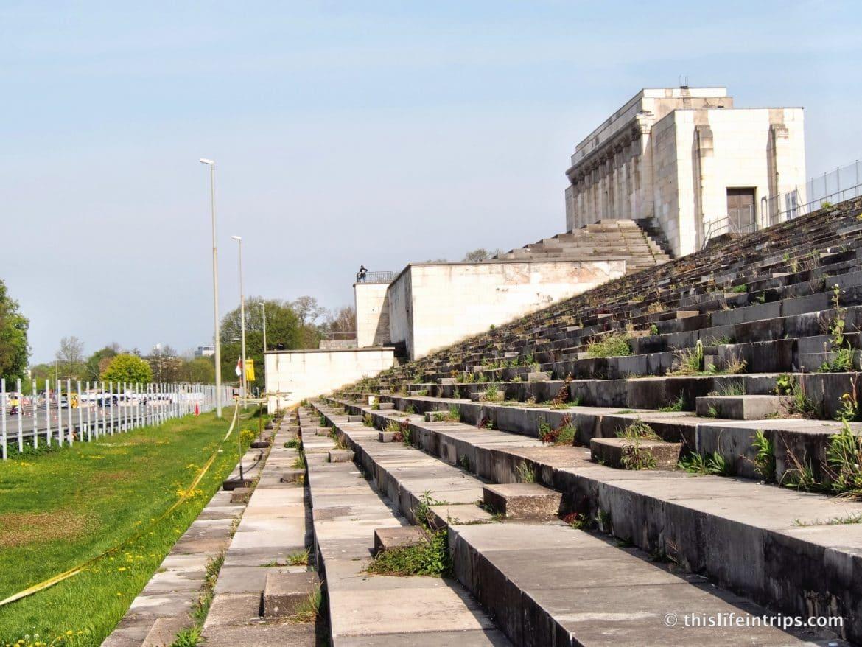 Touring Nuremberg's Nazi Past