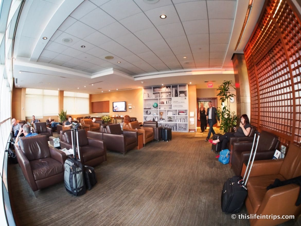 Vancouver Maple Leaf Lounge