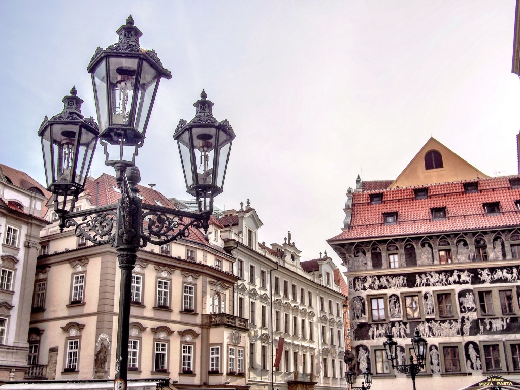 Postcards from Prague