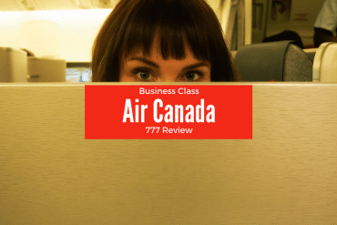 Redeye Remedy: Air Canada 777 Business Class Review