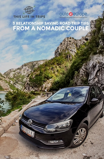 Relationship Saving Road Trip Tips from a Nomadic Couple