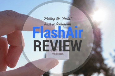 "FlashAir Review – Putting the ""Insta"" back in Instagram"