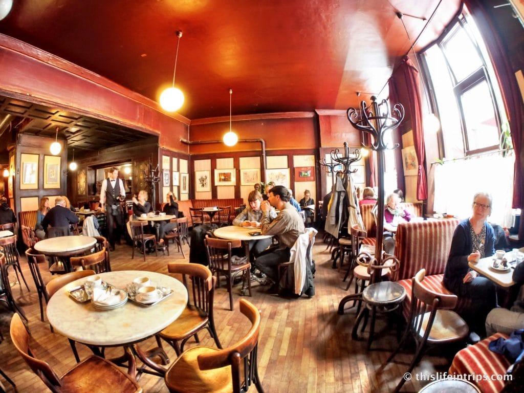 Viennese Coffee in Vienna