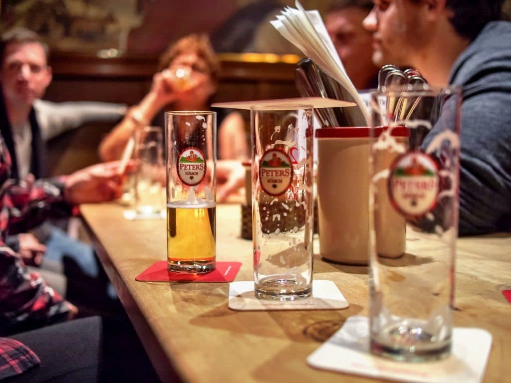 Cologne beer tour culture