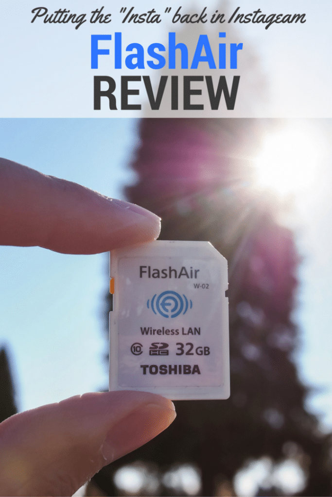 Toshiba FlashAir Review