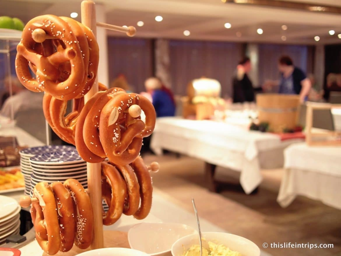 Viking River Cruise Meals in 30 Mouthwatering pictures
