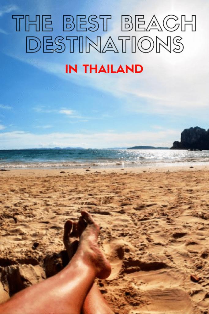 Best Beach Destinations in Thailand