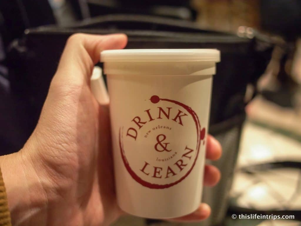 Drink & Learn Review: A New Orleans Cocktail Tour for your Brain