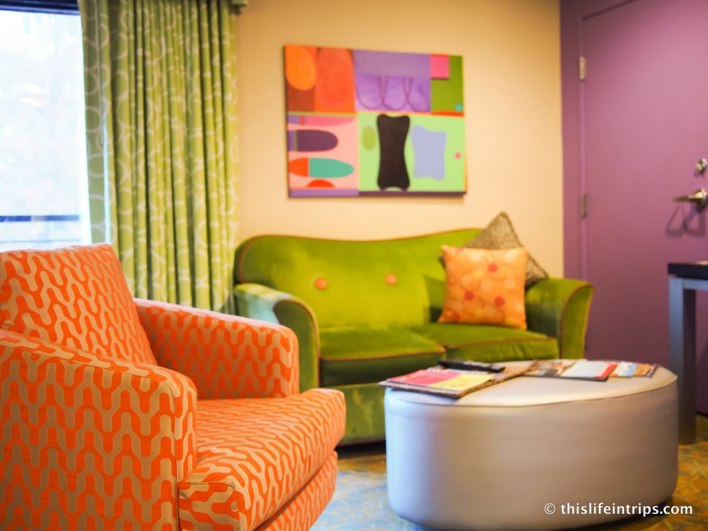 Staying Weird in Portland | Inn at Northrup Station Review