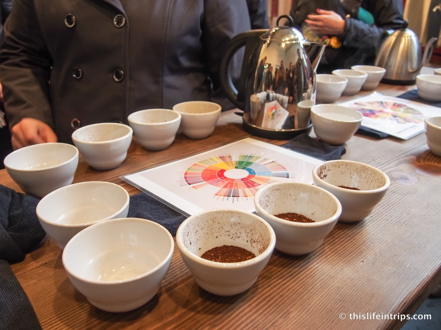 coffee culture with portland's third wave coffee tours