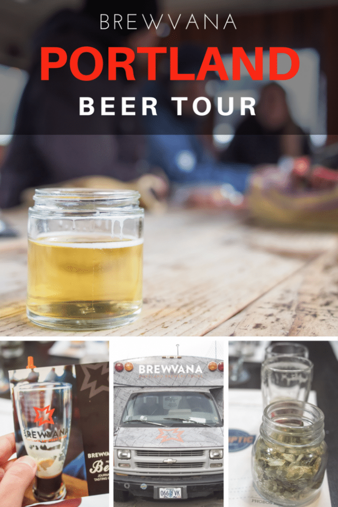 Portland May be Weird but there Beer Sure is Good! - Brewvana Craft Beer Tour Review