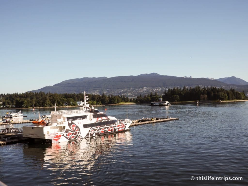 Cruising From Vancouver to Victoria in Style - V2V Empress Review