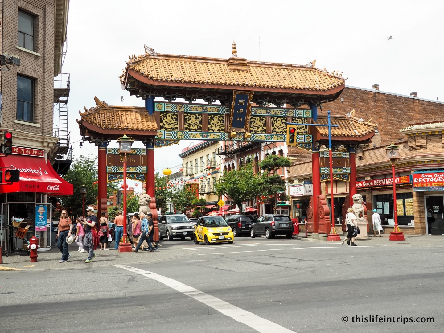 Best Chinese Food In Chinatown Victoria Bc