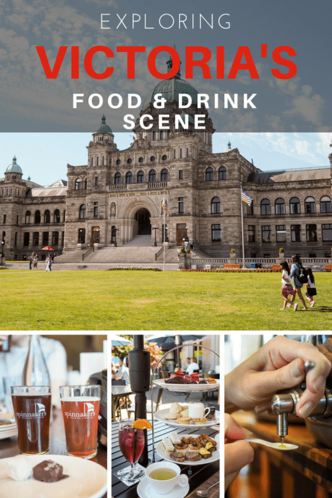 Exploring Victoria's Food & Drink Scene - A Foodie Weekend in BC's Capital