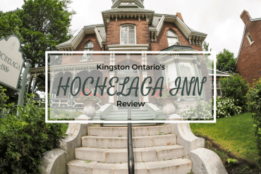 A Historical Stay in Canada's First Capital – Hochelaga Inn Review