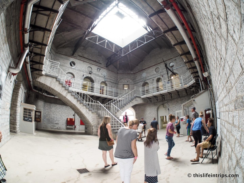 A Peek Inside Canada S Oldest Prison Kingston Pen Tour