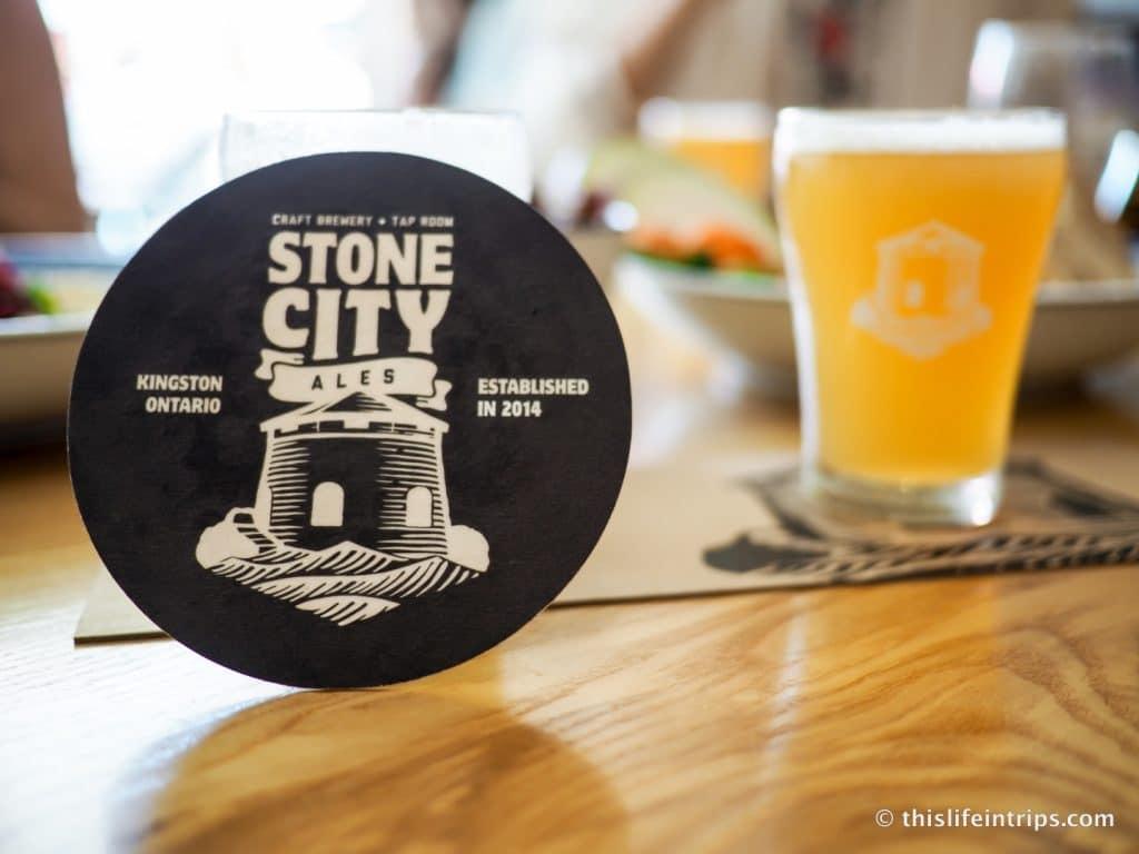 Kingston Food Tours Beer & Bites Review